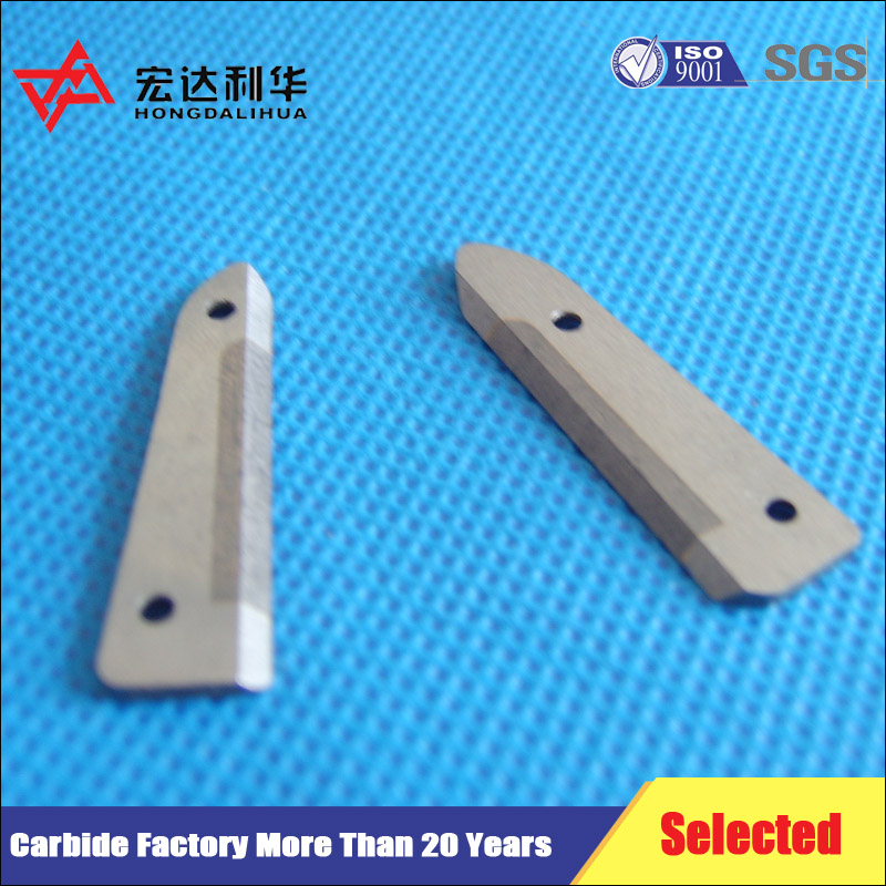 Hot sale ! carbide customized sewing cutting tools , sewing machine