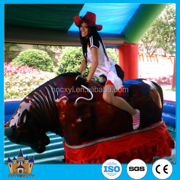 [ direct manufacturer ] mechanical bull rides for sale