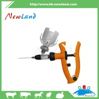 Big discount bottle holder automatic veterinary gun for animals
