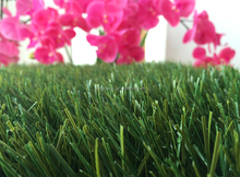 2017 New type Diamond yarn artificial Grass/ Synthetic Lawn For Football Field China