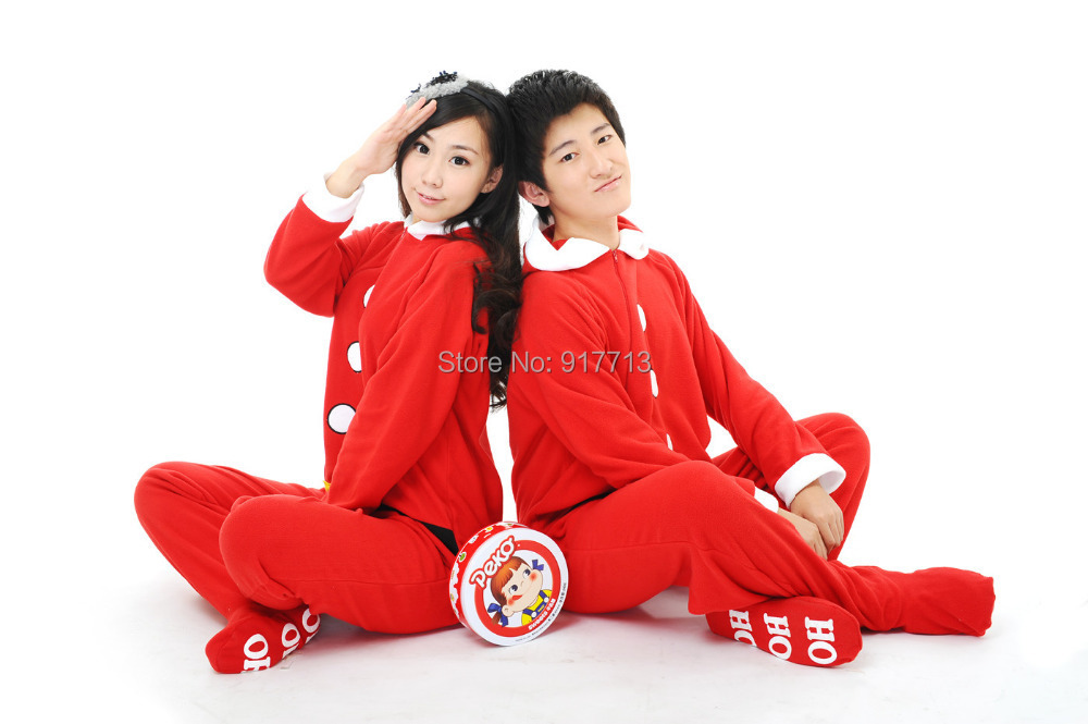 Cheap adult christmas footed pajamas find adult christmas footed