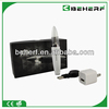 Newest product Mini X9 starter kit with pyrex x9 protank atomizer VS e shisha
