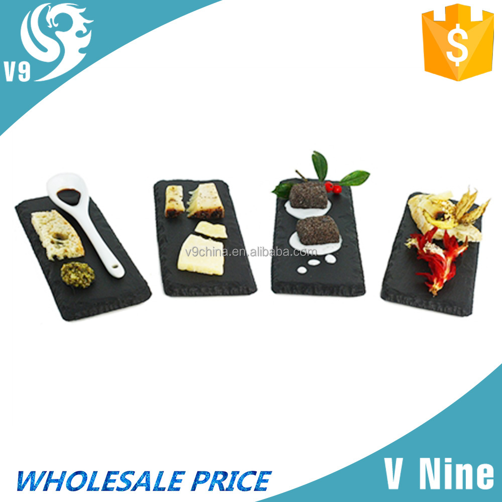 Various style slate tapas set per your requirement