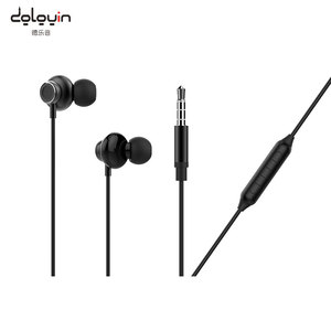 2019 Hot Sell China Supplied Earphone Free Sample In-ear earphone Noise Cancelling True IPX7 Waterproof Sports Earbuds