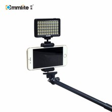Commlite CoMiray Multi-functional Mini LED Video Light for Tablet/DSLR/Smartphone with 50 Bulbs