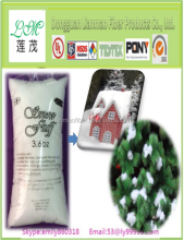 100g artificial snow / instant snow / fake snow Christmas Decoration
