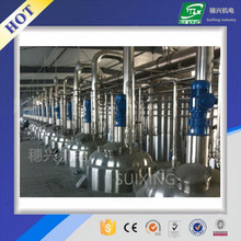 Emulsion stainless steel tank reactor automatic paint mixing machine