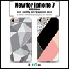 waterproof marble new printing color for iphone 7 cover custom design cell phone case for iphone7 case