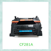 Hot product CF281A Compatible Toner Cartridge 81A from HENGFAT