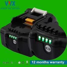 High quality cell 12v 5.0ah Lithium-ion Power Tools Battery for makita BL1840-2