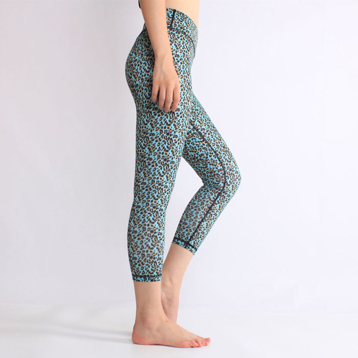 New products 3/4 Length Workout Seamless Leggings Tight Leggings And Tights