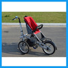 ZZMERCK stroller bike mother and baby bike EN1888
