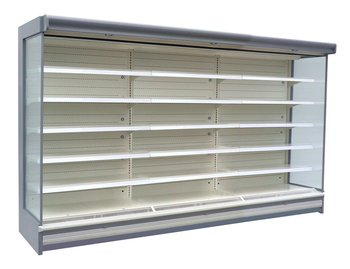 Multideck Refrigerated Cabinet with five shelves and LED light-E6 Auckland
