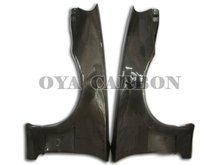 Carbon fiber front fender(NE-style) for Nissan Skyline 1999-2001
