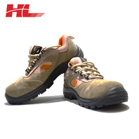 Working Security Footwear Brand Double Safety Safety Shoes For Engineers