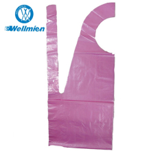 Disposable Cleaning Plastic PE apron