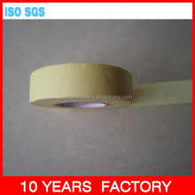 Wanfa uv resistant crepe paper single side adhesive masking tape