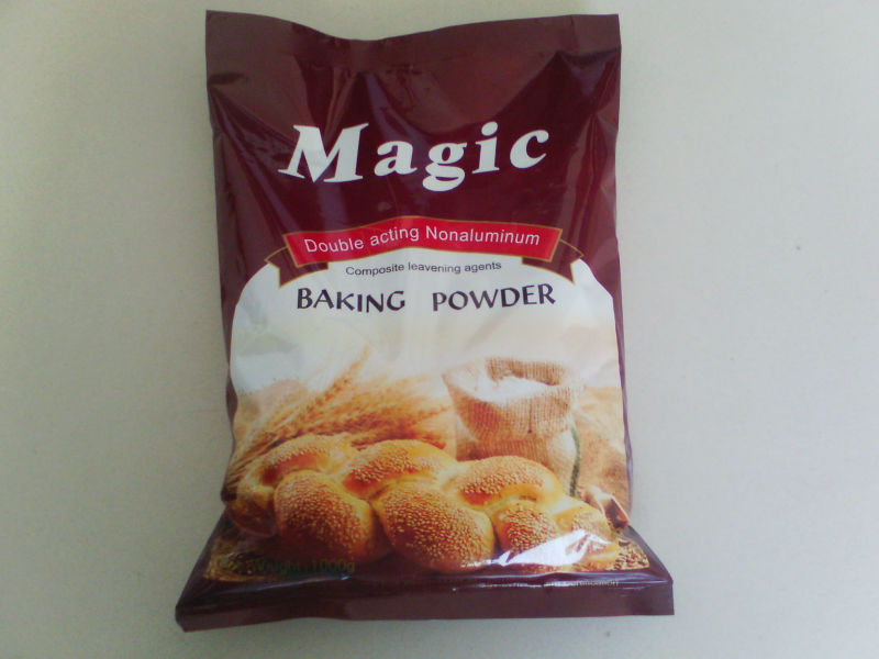 Baking powder of bread additive