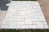 Turkish White Travertine Flagstone Price Cheap