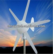 2013 new wind turbine blade pitch control 300w 400w 600w 1000w