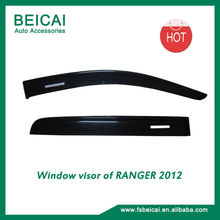 Auto parts Side Window Visor for FORD RANGER 2012