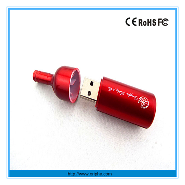 China supplier gold bar metal usb flash drive for kids