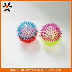 2016 fashion professional 110mm TPU Air Bouncing Ball for gift