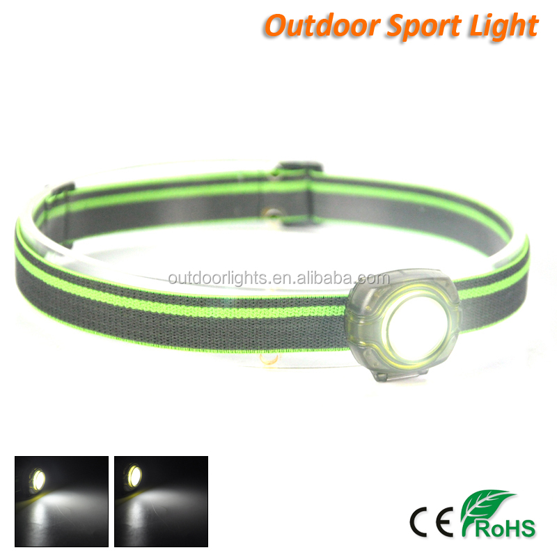 SMD LED Front Handy Head Light Camping & Hiking Child Safety Headlamp