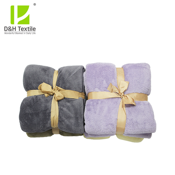 Coustomized 모라 담요 스페인 중국에서 만든