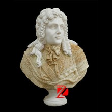 famous marble beethoven bust sculpture