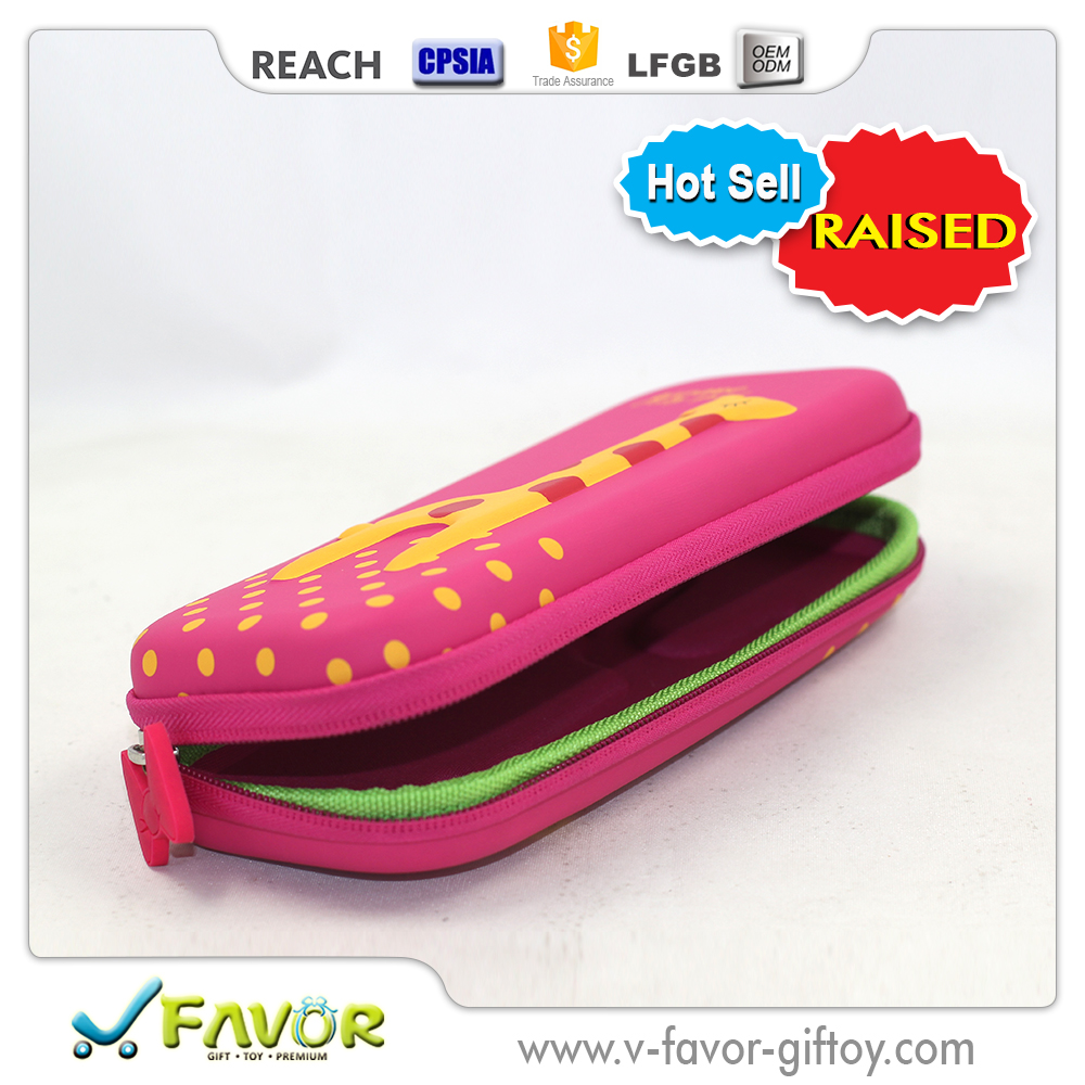 high quality PVC gadget pencil case beautiful pencil box
