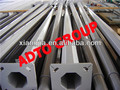 steel round pole price made in China for China