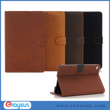 Luxury Folio Flip Business Smart Cover Leather Case for Apple iPad Pro 12.9 2015