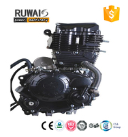 150cc 4 stroke /forced air-cooling motorcycle engine