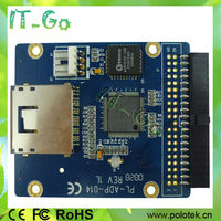 SD to IDE Adapter Female IDE 40Pin PATA to SD Card