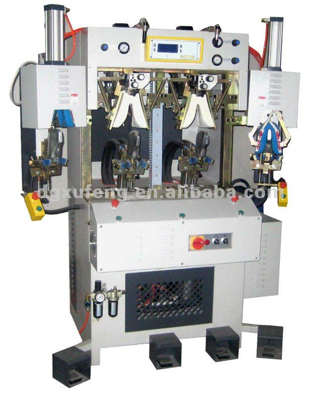 shoe counter backpart moulding machines