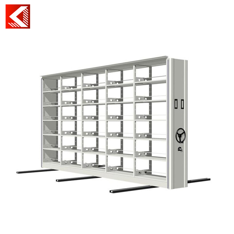 mechanische mobile gestelle storage system metall mobilb cherregal metall compact dichten regal. Black Bedroom Furniture Sets. Home Design Ideas