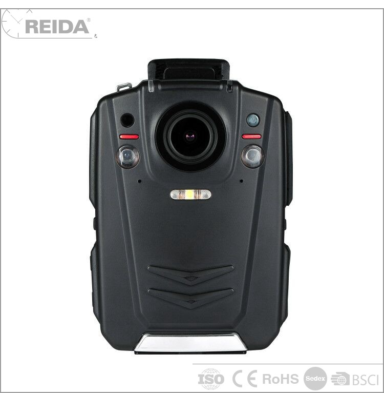 Reida Smart Body Worn Police Mini Camera Video Recorder