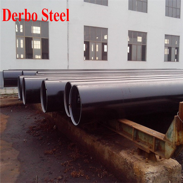High Quality DB - welded longitudinal steel pipe. Features of our products: 1), Material: Q235B, Q345B, 20#, ST37, ST44, ST52, A