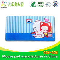 Custom Made Manufacturer High Quality Best Sell Promotional Gaming Mouse Pad Pads