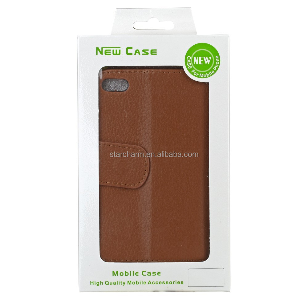 Hot sale Flip Wallet PU Leather case for iphone5, Stand PU Leather case For Iphone 5