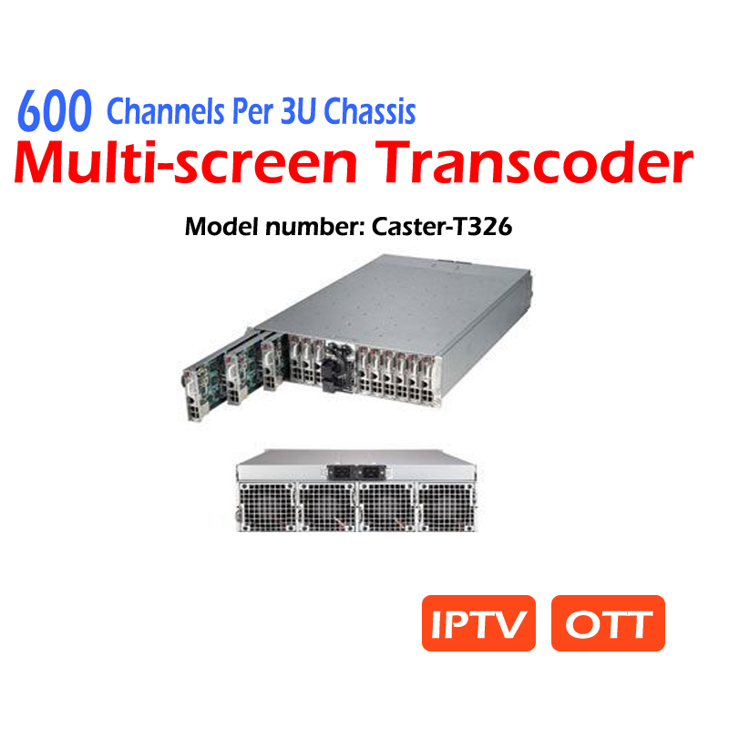 udp/http ip streaming to iptv MPEG-dash and HLS transcoder,Video Scaler,Video processor dvb-c digital catv iptv head end system