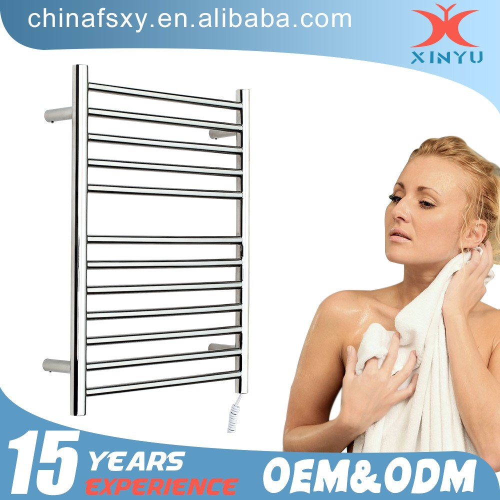 Low Energy Consumption Electric Heated Towel Rail