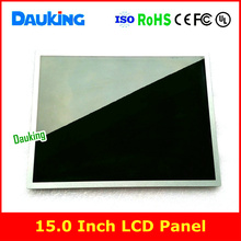 15.0 Inch LCD panel with VGA/DVI/HDMI inputs, hight quality 15' lcd panle with led backlight for Notebook laptop A150XN01 V0