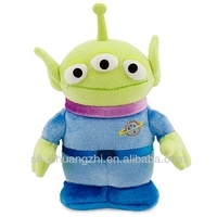 Toy Story Green Alien Plush Toy