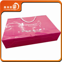 Top quality Custom Patone Color Shopping Paper Bag with logo print