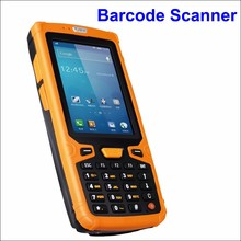 Android Camera 3G Bluetooth WIFI NFC RFID 1D 2D GPS Handheld Barcode Scanner