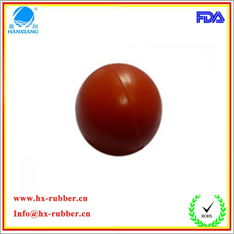 Factory Silicon Rubber Bouncy Ball