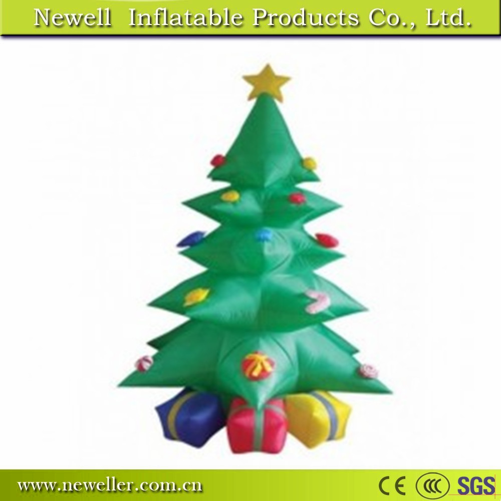 Various Sizes Felt Christmas Tree