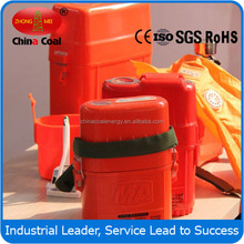 ZYX60 Isolated Compressed Coal Mine Oxygen Self Rescuer
